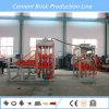 Máquina de fabricación de ladrillo auto del bloque Qt6-15 con la cadena de producción completa