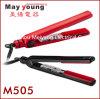 Straightener do cabelo do cuidado de cabelo de Fashiona do curso M505