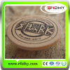 Entrega rápida! Cartão de madeira personalizado de RFID para o sistema chave do controle de acesso