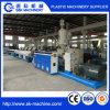 La chaîne de production de pipe de PE d'approvisionnement de gaz/en eau HDPE siffle la ligne d'extrusion