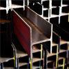 Acciaio laminato a caldo del fascio del materiale da costruzione H nel profilo d'acciaio dal fornitore di Tangshan