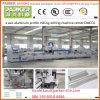 Алюминиевый подвергая механической обработке центр для центра машины Fabricaiton окна и ненесущей стены/4 осей алюминиевого