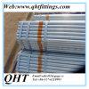 Tubulação de aço galvanizada de aço de carbono da tubulação do soldado Q235