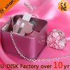 Usine produisant la mémoire coulissante de flash USB de cristal (YT-6263L1)