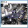 te de la instalación de tuberías de acero inoxidable 316/316L/316h