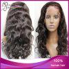 Parrucca piena brasiliana del merletto dei capelli umani dell'onda all'ingrosso del corpo