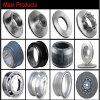 Disques de frein de pièces d'auto avec le certificat des solides totaux 16949