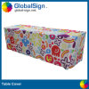2015 Hot Selling Full Color Printed Polyester Table Throw (DSP06)