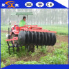 1bqx Ploeg van de Schijf van het Landbouwbedrijf van de reeks de Tractor Opgezette