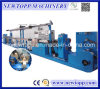 Machine Micro-Fine d'extrusion de câble coaxial de liaison de teflon de Xj-40mm