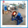 20kg acero, horno fusorio de la inducción del acero inoxidable