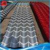 Galvanizzato coprendo lo zinco dello strato, zincare lo strato d'acciaio ondulato del tetto