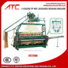 Plástico tecido PP dos PP do desperdício da máquina da esteira que expulsa recicl a maquinaria para esteiras tecidas
