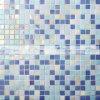 telha de vidro de derretimento do mosaico de Backsplash da cozinha de 15X15mm (BGC010)
