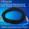 La fábrica modifica el cable directo de la fijación para requisitos particulares del SFP de la calidad