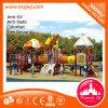 Equipo plástico del juego del equipo del juego del jardín de los niños para la venta