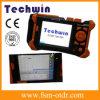 Bateria Handheld OTDR da mini OTDR fibra óptica de Techwin