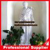 St Francis Stone Carving Marble Statue Regilious Beeldhouwwerk