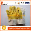 Перчатка холстины безопасности работая (DCD133)