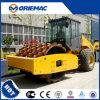 XCMG rolo de estrada Vibratory Xs163 de 16 toneladas com único cilindro