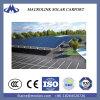 Carport solare di PV per il ricorso e Casa-Using
