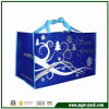 Usine Price Blue Promotional Non-Woven Bag avec Handles