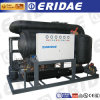Secador comprimido del aire de la refrigeración por agua de Refrigertaed