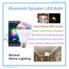 De LEIDENE RGBW Dimmable Spreker van Bluetooth
