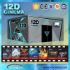 5D mobile 7D 9d 11d 12d Cinema Equipment con Truck