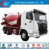 SaleのためのHOWO 6*4 Concrete Mixer Truck
