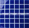 плитка мозаики бассеина Carckle синего льда 48X48mm керамическая (BCK656)