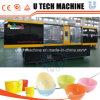 Produto plástico da injeção que faz a máquina/máquina plástica da modelação por injeção do copo