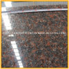 Granito inglés natural Polished superior de Tan Brown/Brown para el &Countertop del suelo