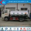 carro de petrolero del agua de la distribución de agua de la bebida 5cbm