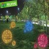 LEDの浮遊物球のモチーフライト装飾的なライト