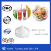 Fumaric Zuur Van uitstekende kwaliteit van de Prijs van de Fabriek van de Zuiverheid van 99%