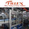 Fabrik-Preis-automatische flüssige füllende Zeile
