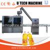 Производственная линия польностью автоматического оливкового масла заполняя, заполняя покрывая машина