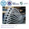 Steel inoxidável Tube/Pipe Sheet Metal Parte de Pipe Tube Welding