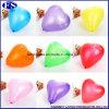 De embleem Afgedrukte Ballon van het Helium van de Vorm van het Hart van de Douane