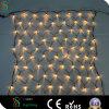 Duidelijke LEIDEN van de Flits van de Kabel van pvc Netto Licht voor Vakantie Deco