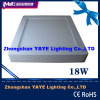 Yaye precio competitivo 6W / 12W / 18W Surface Mounted Panel de luz LED