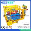 機械を作る移動式Qmy4-30Aの空のコンクリートブロック