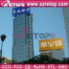 Nastro di pubblicità esterno di colore completo di Shenzhen Retop LED Display/Screen P40