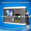 Контроль времени Recorder Scanner смарт-карты Zks-T1 Biometric с CE
