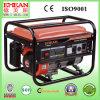 mini manual Home da gasolina do gás do gerador do uso 2.5kw