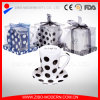 Logo Printing White Coffee Mug/PVC Display Box Promotional Mugs (GP1004)