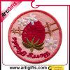 Kundenspezifische Stickerei-Änderung am Objektprogramm für Erdbeere-Motiv