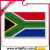남아프리카 로고를 가진 고품질 자수 패치