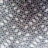 Disegno dell'arco su ricamo Fabric-Flk276